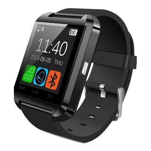 decb7cfe1ad Black APG Smart Bluetooth Watch