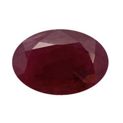 New Burma Ruby Gemstone