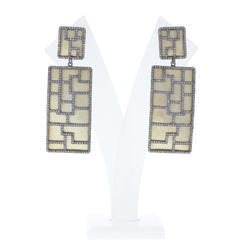 Diamond Designer Dangle Earrings