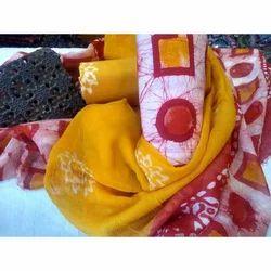 Govind 36 inch Unstitched Batik Print Cotton Suit