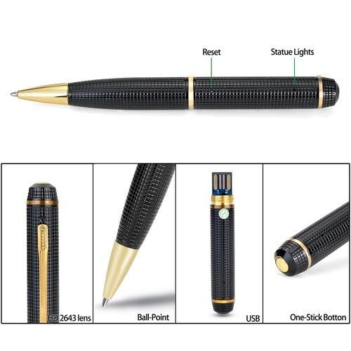Spy Pen Camera 1080p FULL HD