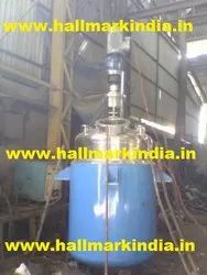 Jacketed Coil Reactor