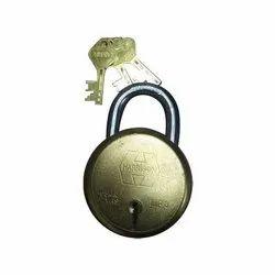 Harrison Brass Padlocks with Key