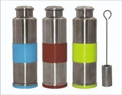 Alkaline Water Steel Bottle