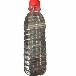 Transparent Plastic Water Bottle, Capacity: 500ml
