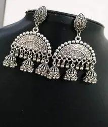 Ladies Jhumka Earring