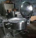 Thermic Fluid Pan Namkeen Making Kadai