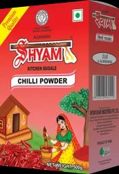 Packed Red Chilly Powder Premium