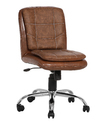 Libranejar LB Workstation Brown and Almond Chair