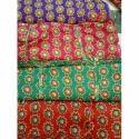 Tussar Print Fabrics
