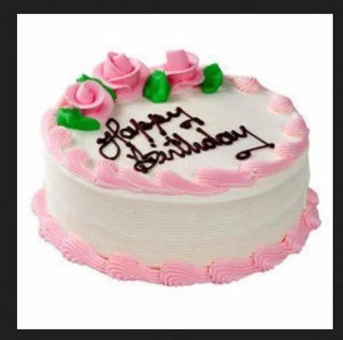 Remarkable 1 Pound Strawberry Cake At Rs 7501 Piece Kolar Road Bhopal Id Funny Birthday Cards Online Necthendildamsfinfo