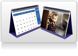 Table Calendar Printing Service