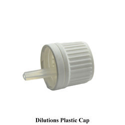 Dilutions Plastic Cap