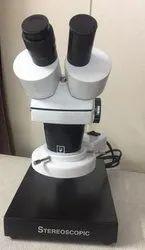 Mayalab Aluminium Binocular Stereoscopic Microscope, Is It Portable: Portable, Model Name/Number: MSM04