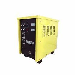 400 Ampere MIG Welding Machine