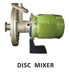 Disc Mixer, Model Name/Number: Dm1, Automation Grade: Automatic