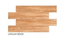 Lignum Beige Wood Strip