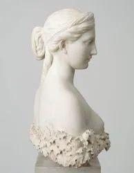 Handmade Atalanta Statue