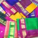 Korvai Silk Cotton Saree