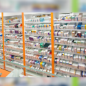 Pharmacy Shelves/Racks