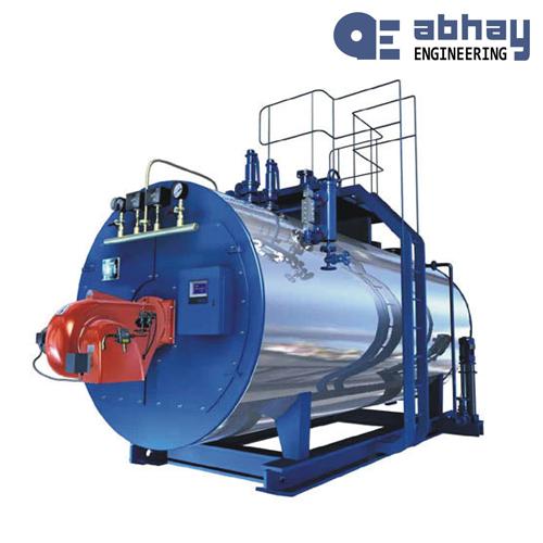 Industrial Steam Boiler, Capacity (kg/hr): 500-1000 Kg/hr   ID ...