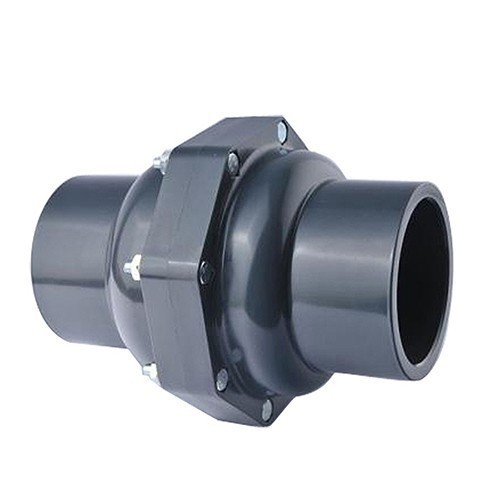 PVC Swing Check Valve, Size: 4 Inch, Rs 60 /piece Petron Thermoplast | ID:  15588137755