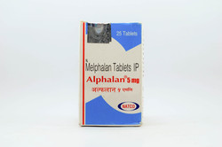 Alphalan 5Mg Tablets