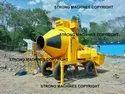 RM800 Reversible Concrete Mixer