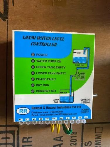 Laxami Water Level Controller (1year Warranty)