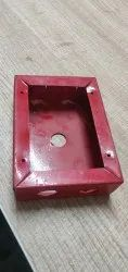 Red Oxide Metal box