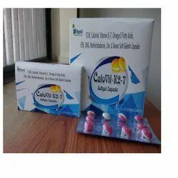 Calcium Citrate, Calcitrol Vitamin K2-7 Soft Gel Capsules