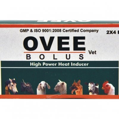 Ayurvedic Veterinary Products for Oestrus inducer - Ovee Bolus