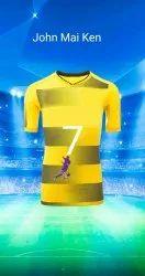 Boys Yellow T- Shirt