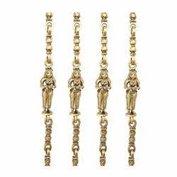 Brass Swing Set