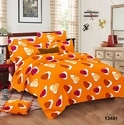 Designer Cotton Bed Sheet