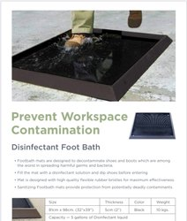Disinfectant Rubber Mats