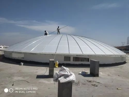 Hot Rolled Polycarbonate Dome