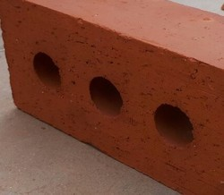 JR Rectangular Floor Exposed Bricks, Size: 9 x 4 x 3 In
