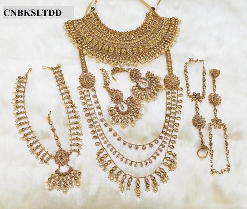 Painstaking New Designer Jewellery Fashion Bangle Set Dulhan Wedding Collection Chudi Set Jewelry & Watches