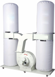 Bamboo Dust Collector Machine