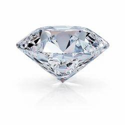 Transparent Natural Diamond Stone