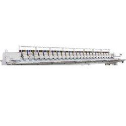 Ricoma Flat Bed Embroidery Machine