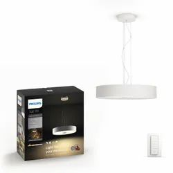39 W Philips Hue Fair Suspension Light (White Ambiance) for Home/Office
