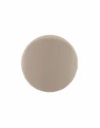 Beige Shank Coat Button