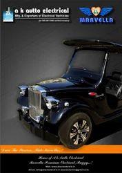 Golf Cart 6 SEATER