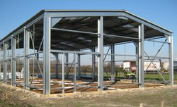 Metal Roof Purlin