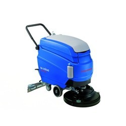 Battery Operated Scrubber Drier Machine