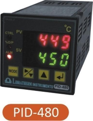 Pid Temperature / Process Controller Single Loop (1/16 Din)