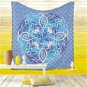 Indian Mandala Tapestry Elephant Wall Hanging Dorm Decor