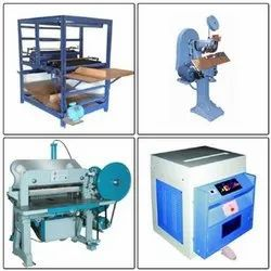 Note Book Manufacturing Machine